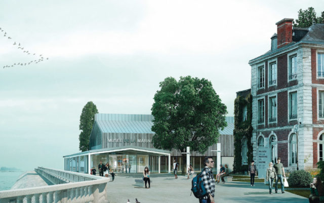 Musée de la Marine de Seine (Marine Museum) – Caudebec-en-Caux