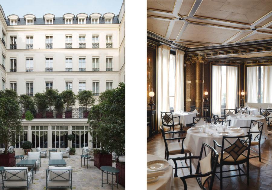 Hôtel ***** La Réserve