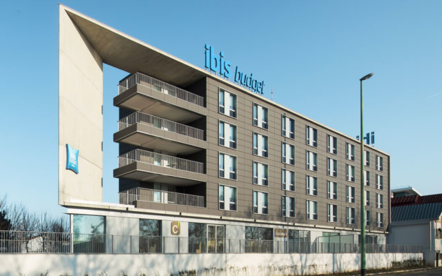 Hôtel Ibis Budget Quai voltaire