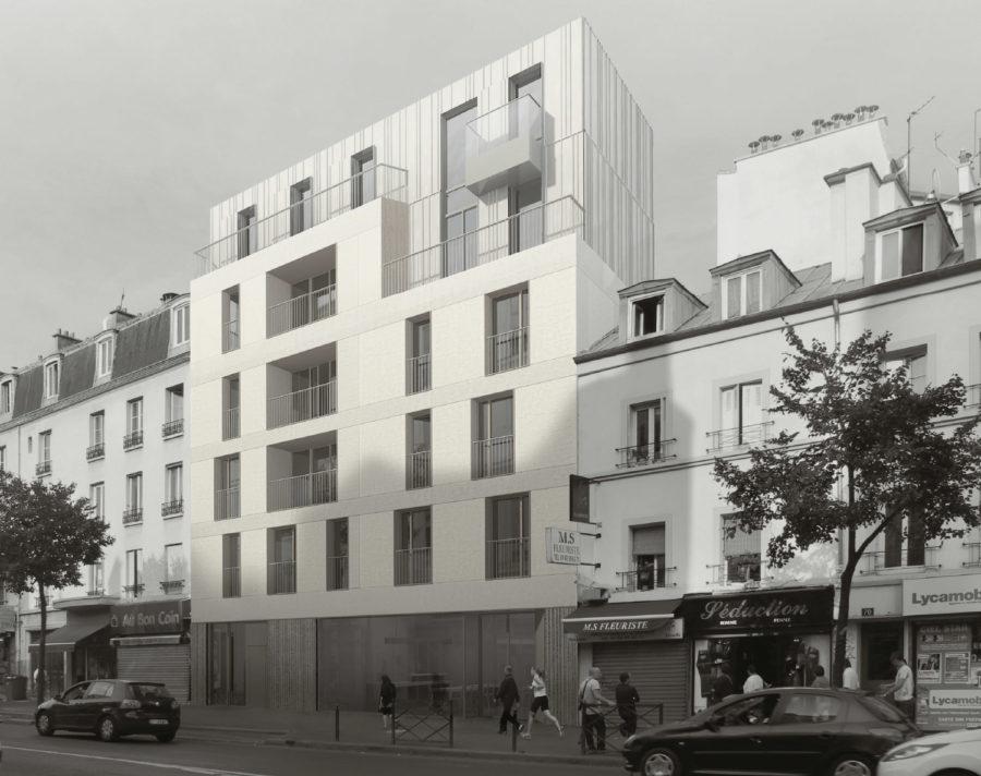 Rue Marx Dormoy