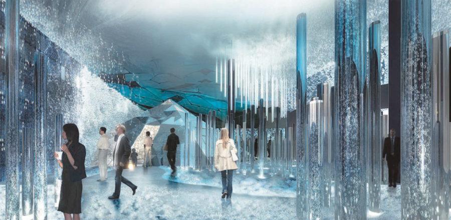Pavillon de la France Yeosu 2012