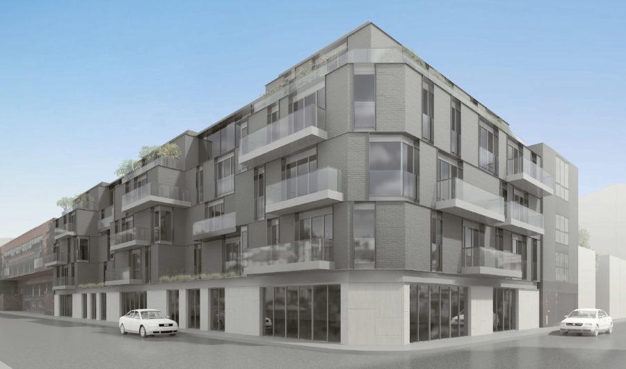 Immeuble de logement & hôtels