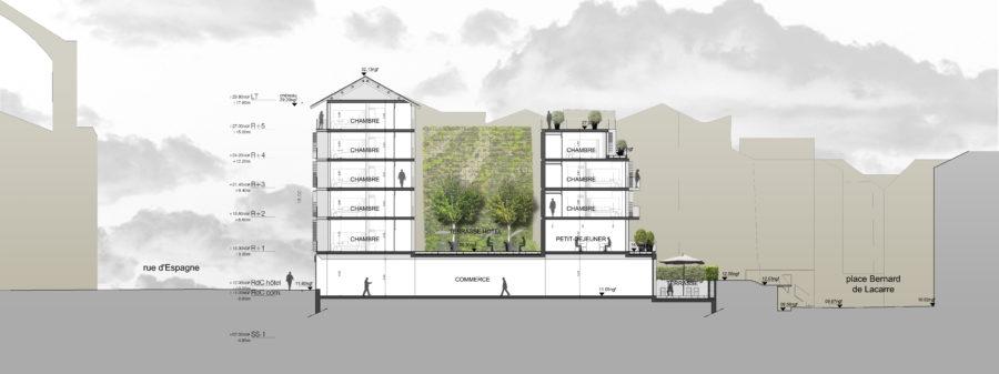 Bach nguyen architecture for Architecture classique definition